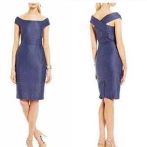 Antonio Melani Kathleen Off Shoulder Knit Dress